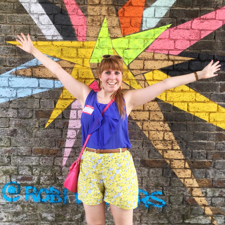Kirsty at Blogtacular