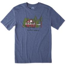 Life Is Good® Mens Keep It Simple Short Sleeve T-shirt