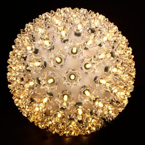 """Hanging Light Spheres: 6"""" LED Hanging Tree Light & Light Sphere"""