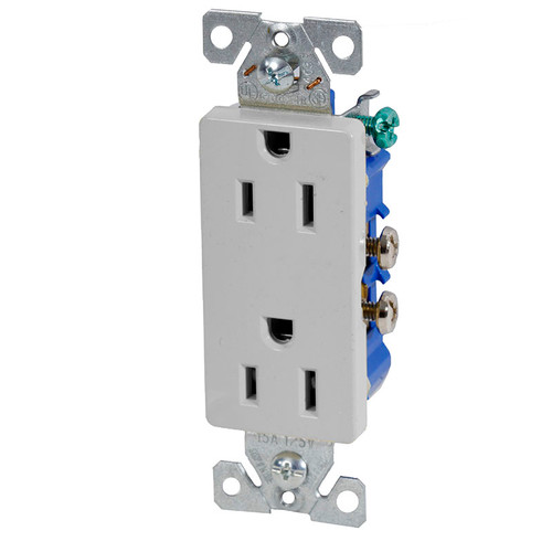 ASP_9505_white__14220.1428946237?c=2 screwless duplex receptacle aspire series asp 9505 by cooper wiring plugs in series at highcare.asia