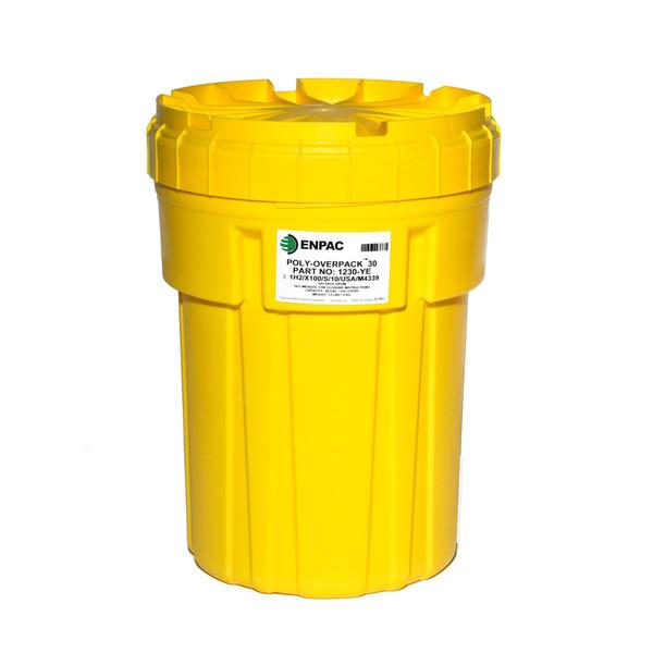 30 gallon salvage drum