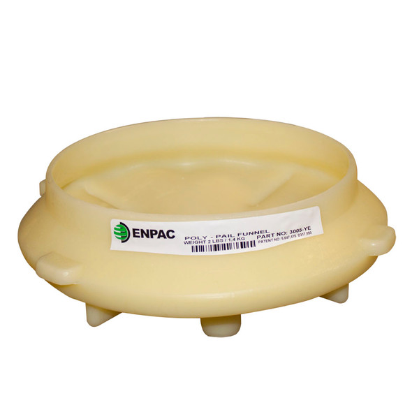 Poly Pail Funnel Spill Containment Products
