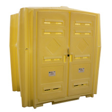 Job Hut - Spill Containment Storage Shed