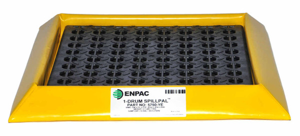 1 Drum Spillpal W Grate Spill Containment Products