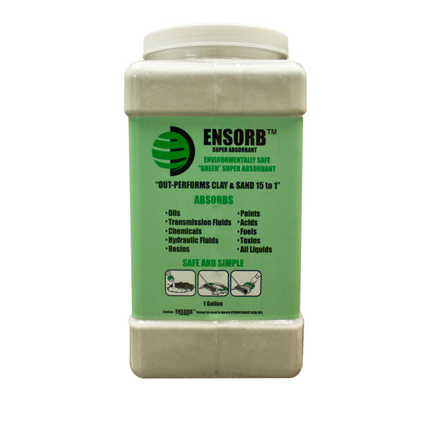 Ensorb Super Absorbent 1 Gallon Spill Containment Products