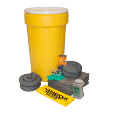50 Gallon Universal Spill Kit with Lever Lock Ring