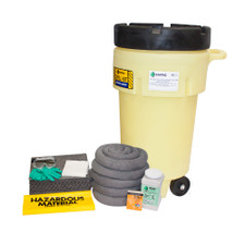 50 Gallon Poly-SpillPack Spill Kit - Universal