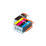 50-Pack Compatible Ink w/ Chip for Canon PGI-250XL / CLI-251XL