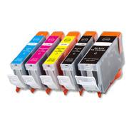50-Pack Canon CLI-8/PGI-5 Compatible Ink w/ chip