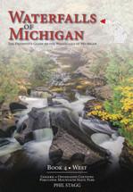 Waterfalls of Michigan - Book 4