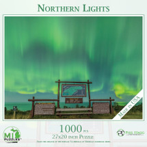 Northern Lights Puzzle