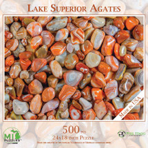 Lake Superior Agates Puzzle