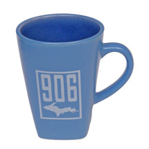 906 U.P. Square Root Mug - Stone Blue
