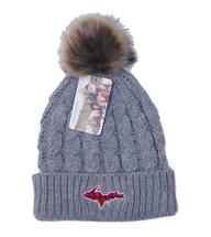 Plaid U.P. Winter Hat - Gray