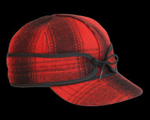 Red Plaid Stormy Kromer