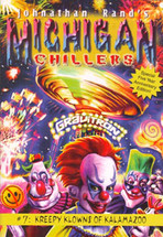 #7 Kreepy Klowns of Kalamazoo
