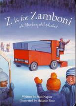 Z is for Zamboni - BB