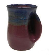 Handwarmer Mug - Purple Passion