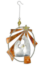 Starry Night Ornament - P0523