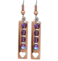 Copper Earrings - 180