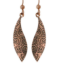 Copper Earrings - 176