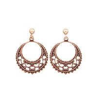 Copper Earrings - 048