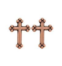 Copper Earrings - 402