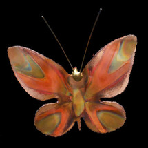 Copper Butterfly Wall Hanging - Small