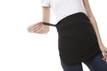 Radia Smart Shielding Belly Band-Black adjustable waistline