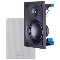 Paradigm CS-150 v3 In-Wall Speakers in Paintable White (Pair)