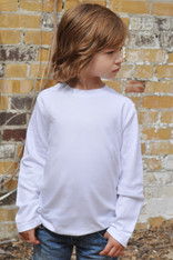 Boys Long Sleeve Tee