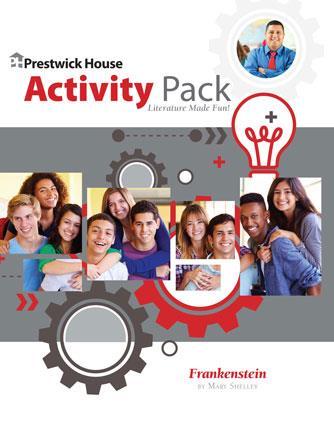 Activity Packs: Classroom Activities For Novels
