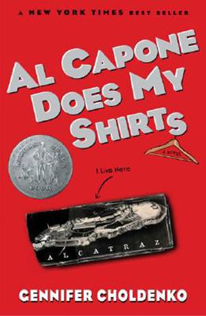 Al Capone Does My Shirts by Gennifer Choldenko lesson plans, novel units, teacher guides