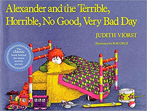 Alexander and the Terrible Horrible No Good Very Bad Day novel units, teacher guides, lesson plans