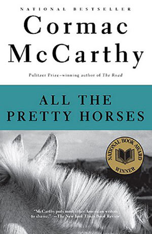 All the Pretty Horses by Cormac McCarthy lesson plans, teacher guides, novel units
