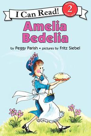 Amelia Bedelia by Peggy Parish lesson plans, teacher guides, novel units, activities