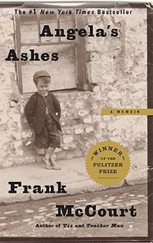 Angela's Ashes by Frank McCourt novel units, lesson plans, teacher guides, activities