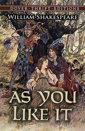 As You Like It by William Shakespeare Lesson Plans, Teacher Guide, Novel Unit, Activities