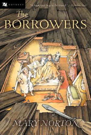 The Borrowers by Mary Norton Teacher Guide, Novel Unit, Lesson Plans, Activities
