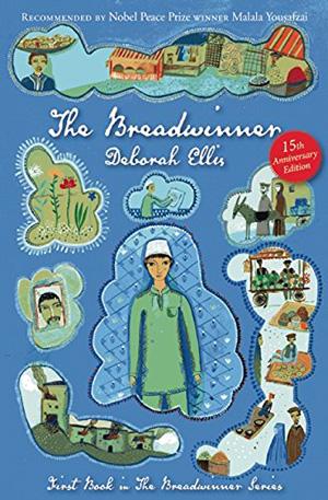 The Breadwinner by Deborah Ellis Teacher Guide, Novel Unit, Lesson Plans, Instructional Guide