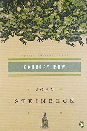 Cannery Row by John Steinbeck Teacher Guide, Lesson Plans, Novel Unit