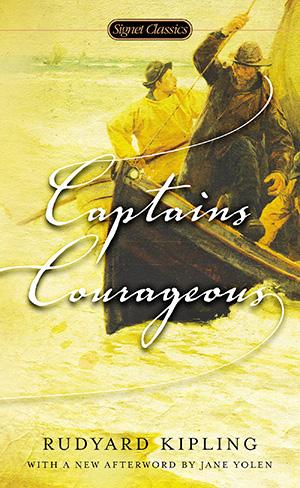 Captains Courageous by Rudyard Kipling Teacher Guide, Lesson Plans, Novel Unit