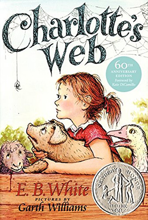 Charlotte's Web by E. B. White Teacher Guide, Lesson Plans, Activities, Novel Unit
