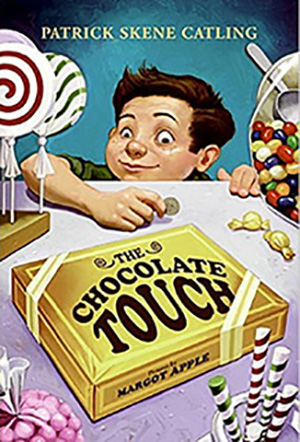 The Chocolate Touch by Patrick Skene Catling Teacher Guide, Lesson Plan, Novel Unit