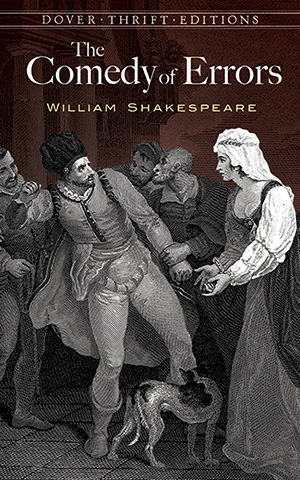 The Comedy of Errors by William Shakespeare Teacher Guide, Lesson Plans, Novel Unit