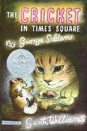 The Cricket in Times Square by George Selden Teacher Guide, Lesson Plan, Novel Unit, Activities