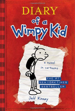 Diary of a Wimpy Kid by Jeff Kinney Teacher Guide, Lesson Plans, Novel Unit