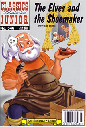 The Elves and the Shoemaker by Jacob and Wilhelm Grimm Teacher Guide, Activities