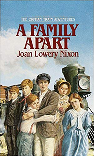 A Family Apart by Joan Lowery Nixon Teacher Guide, Lesson Plans, Novel Unit