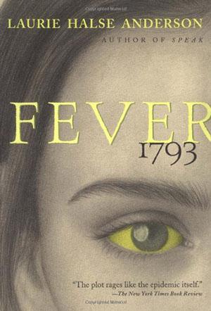 Fever 1793 by Laurie Halse Anderson Teacher Guide, Lesson Plans, Novel Unit